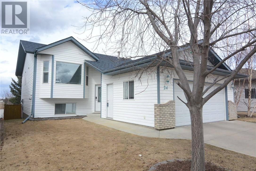 House for sale at 24 Dentoom Cs Red Deer Alberta - MLS: ca0190305
