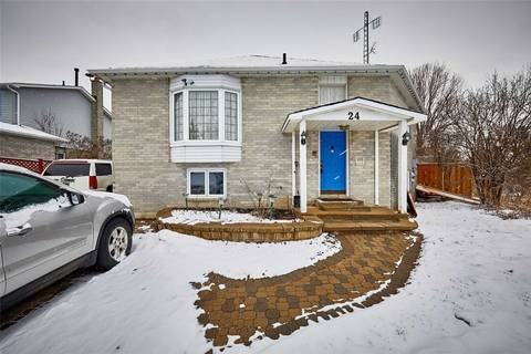 House for sale at 24 Devondale St Clarington Ontario - MLS: E4703555