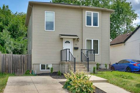 House for sale at 24 Division St Hamilton Ontario - MLS: X4548343