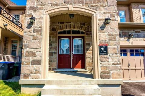 Townhouse for sale at 24 Dolobram Tr Brampton Ontario - MLS: W4576143