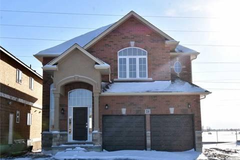 House for rent at 24 Dolomiti Ct Hamilton Ontario - MLS: X4544598