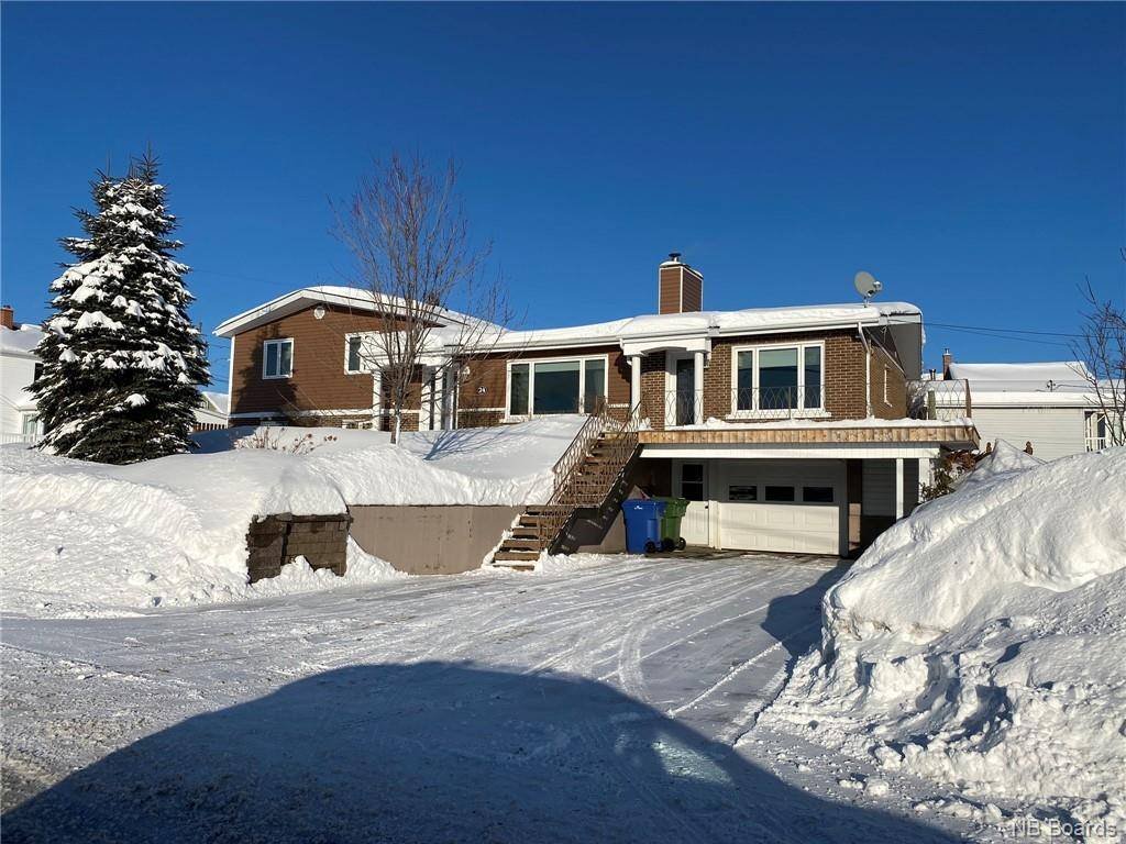 House for sale at 24 Dugal  Grand Sault/grand Falls New Brunswick - MLS: NB039181