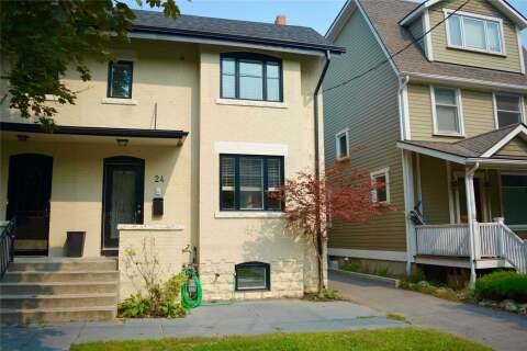 Townhouse for rent at 24 Duggan Ave Toronto Ontario - MLS: C4820260