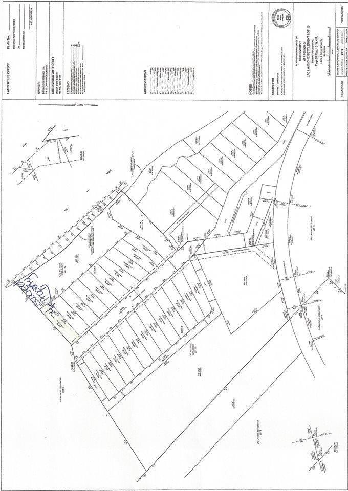 Residential property for sale at 24 Eagle Haunt Estates Rural Lac La Biche County Alberta - MLS: E4174707