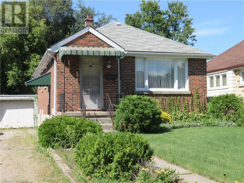 House for sale at 24 Eastman Ave London Ontario - MLS: 218900