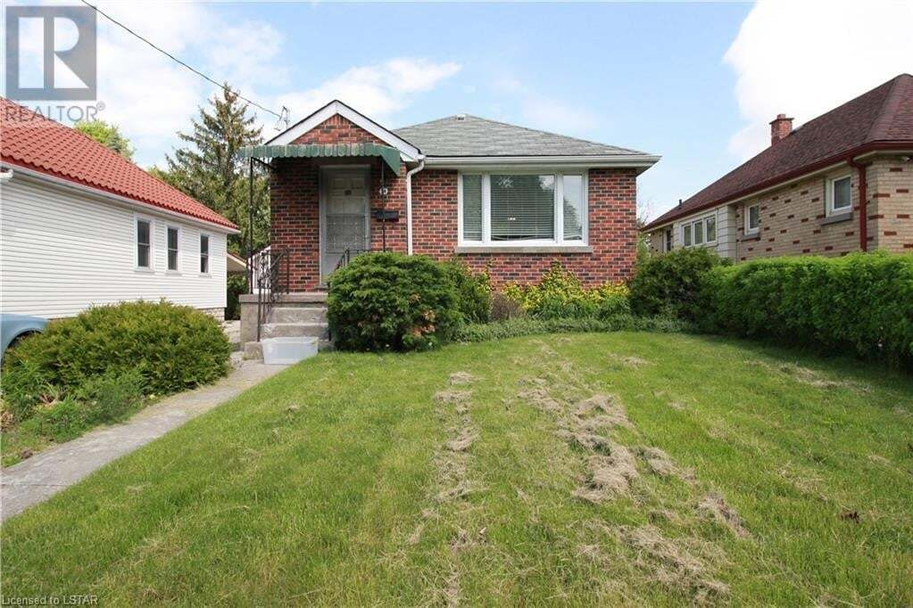 House for rent at 24 Eastman Ave London Ontario - MLS: 260752