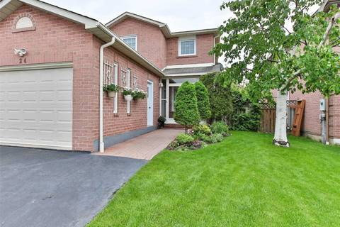 Townhouse for sale at 24 Ebby Ave Brampton Ontario - MLS: W4477551