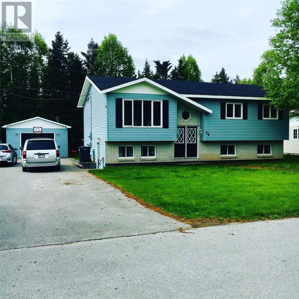 House for sale at 24 Elmwood Cres Pasadena Newfoundland - MLS: 1197977