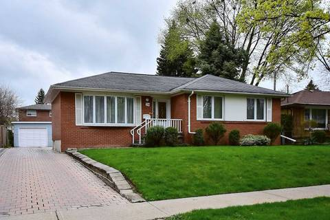 House for sale at 24 Emmeline Cres Toronto Ontario - MLS: E4447495