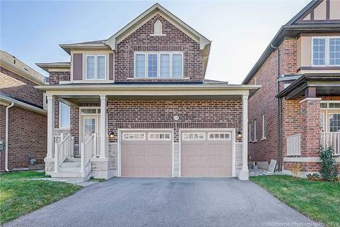 House for sale at 24 Enford Cres Brampton Ontario - MLS: W4630203
