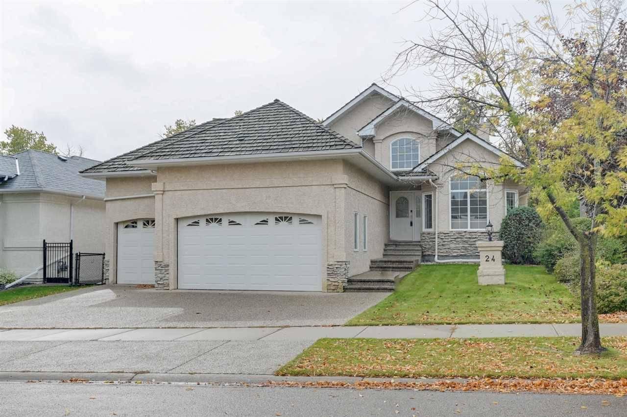 House for sale at 24 Everest Cres St. Albert Alberta - MLS: E4172050