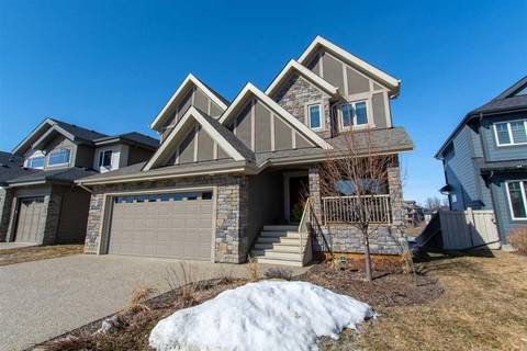 House for sale at 24 Executive Wy N St. Albert Alberta - MLS: E4149876