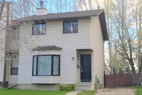Townhouse for sale at 24 Falchurch Rd Northeast Calgary Alberta - MLS: C4244627