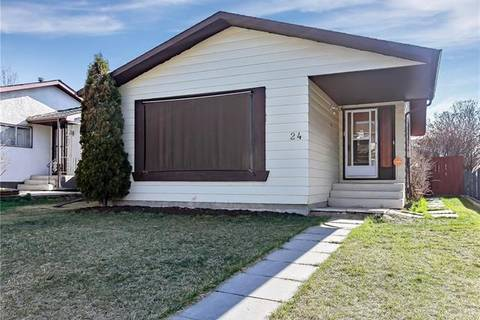 House for sale at 24 Falconridge Pl Northeast Calgary Alberta - MLS: C4241928
