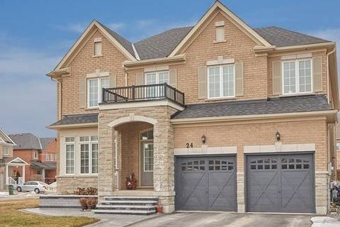 House for sale at 24 Faris St Bradford West Gwillimbury Ontario - MLS: N4715834