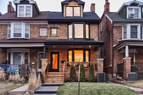 Townhouse for sale at 24 Fermanagh Ave Toronto Ontario - MLS: W4731656