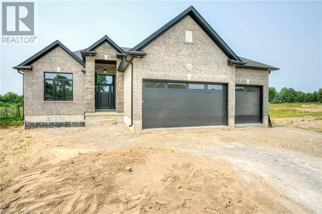 House for sale at 24 Foxborough Pl Middlesex Centre (twp) Ontario - MLS: 187581