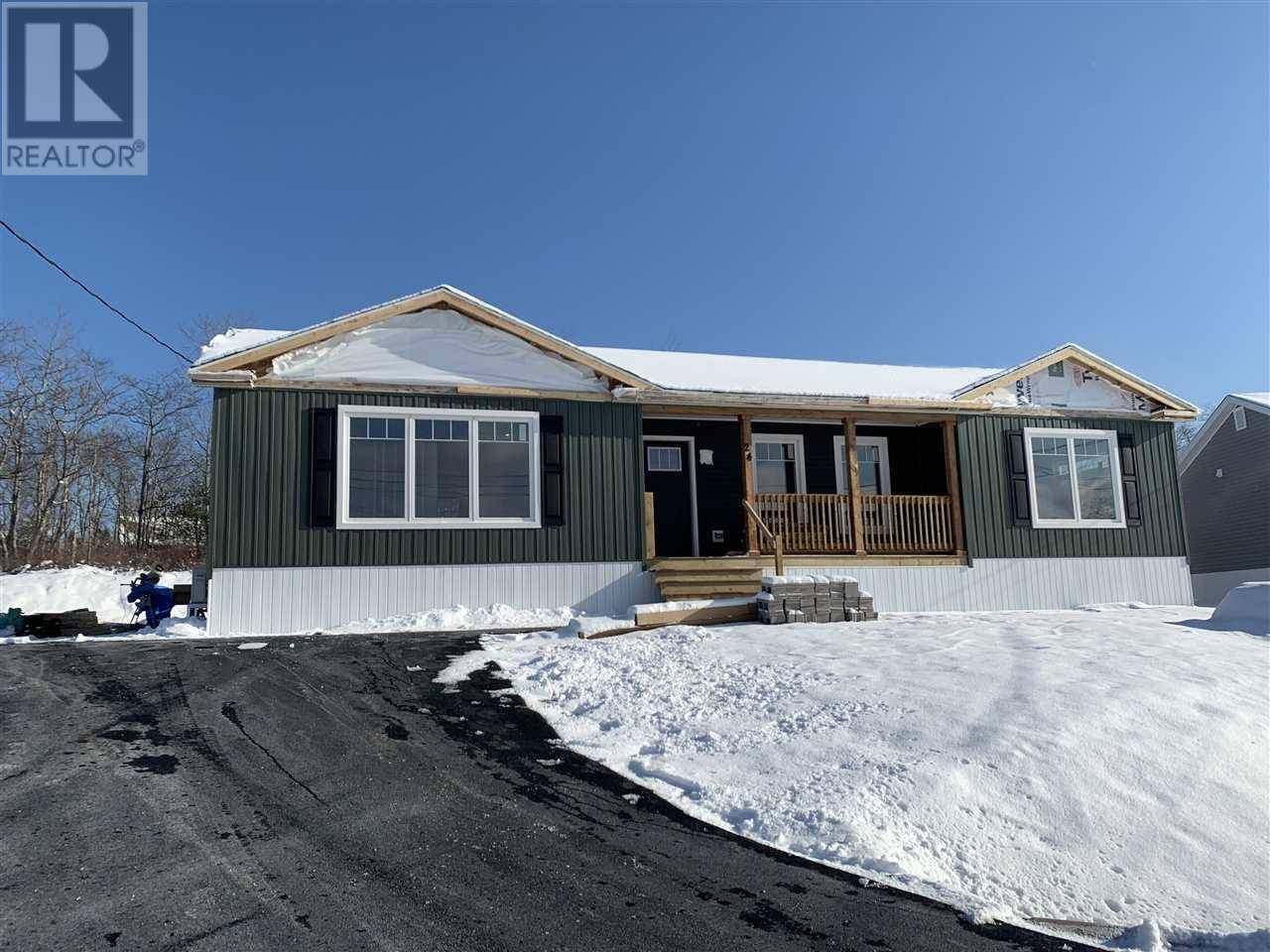 House for sale at 24 Foxwood Village Hubley Nova Scotia - MLS: 201926858