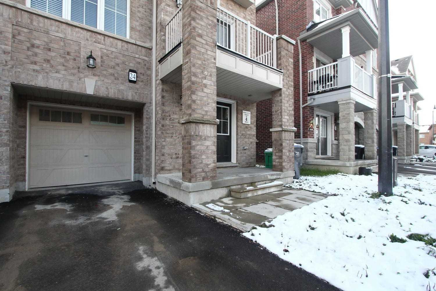 For Sale: 24 Francesco Street, Brampton, ON   3 Bed, 3 Bath Townhouse for $609900.00. See 17 photos!