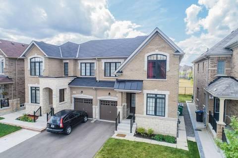 Townhouse for sale at 24 Fringetree Rd Brampton Ontario - MLS: W4542161