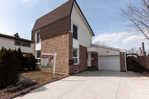 House for sale at 24 Gailwood Ct Brampton Ontario - MLS: W4390078