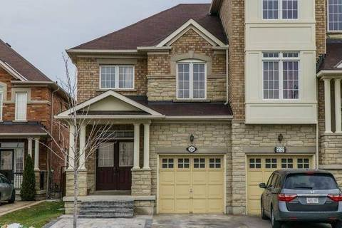 Townhouse for rent at 24 George Kirby St Vaughan Ontario - MLS: N4731396