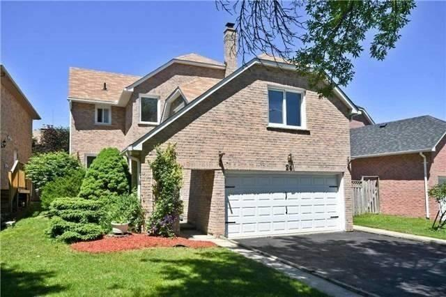 House for sale at 24 Gilbank Drive Aurora Ontario - MLS: N4285913
