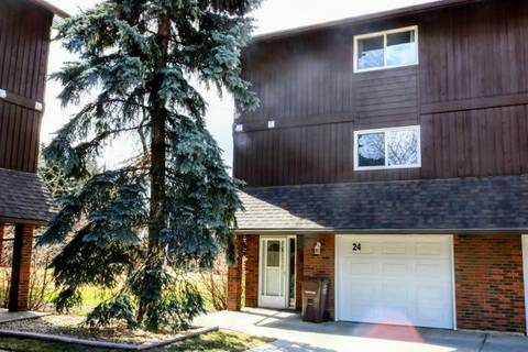Townhouse for sale at 24 Glaewyn Es  St. Albert Alberta - MLS: E4152749