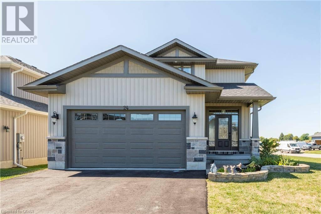 House for sale at 24 Granite Dr Belleville Ontario - MLS: 229235