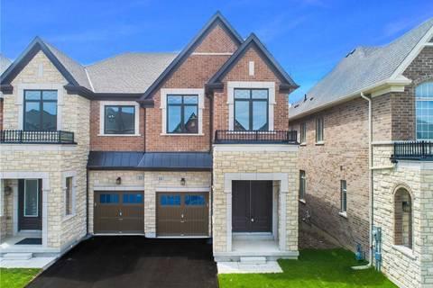 Townhouse for sale at 24 Great Heron Ct King Ontario - MLS: N4459957