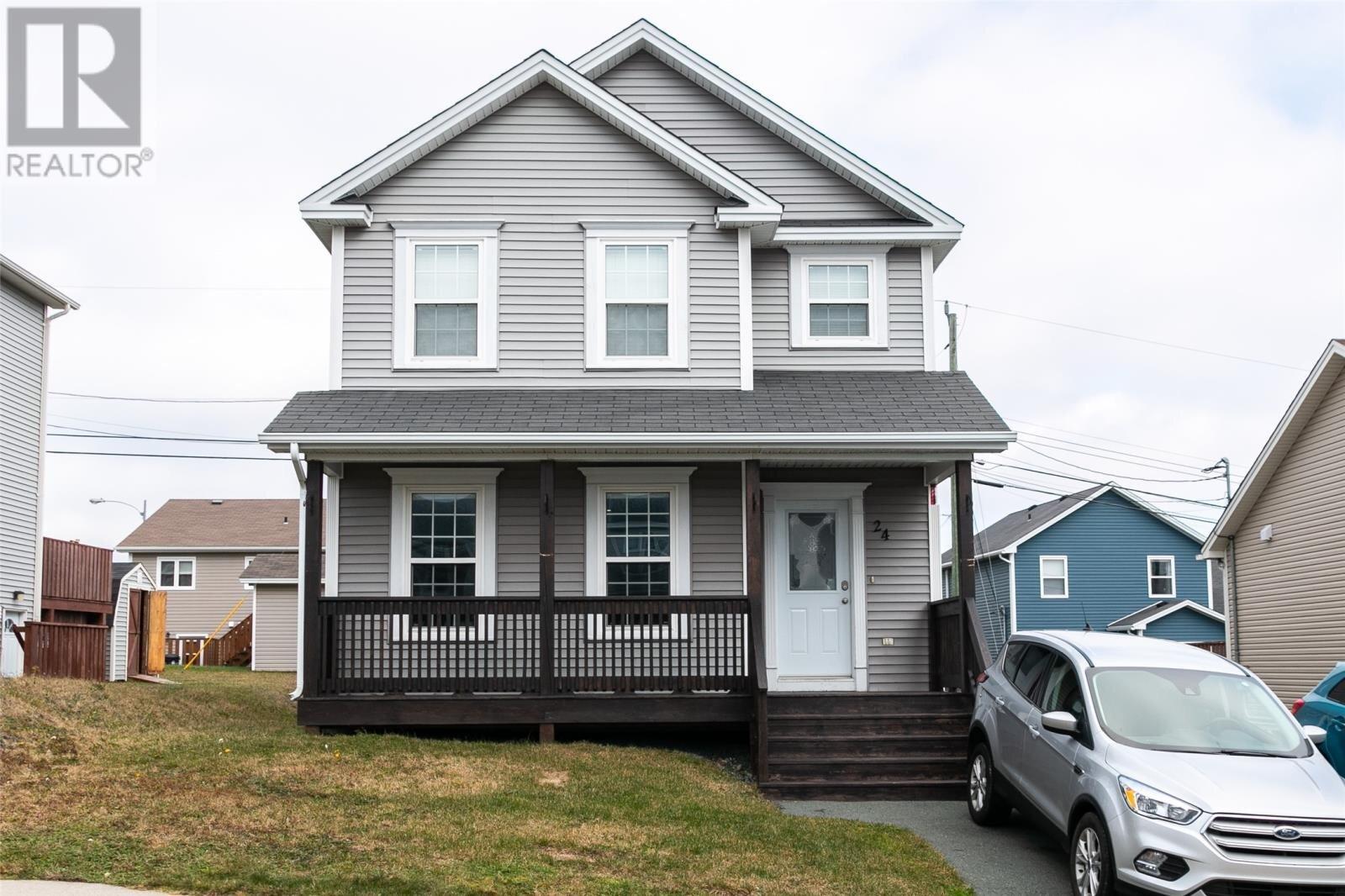 House for sale at 24 Hamlet St St. John's Newfoundland - MLS: 1223344