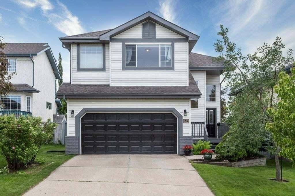 House for sale at 24 Harcourt Cr St. Albert Alberta - MLS: E4203680