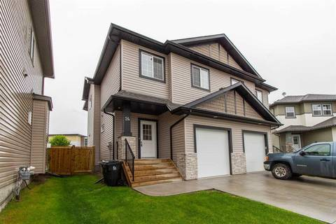 Townhouse for sale at 24 Hartwick Manor Manr Spruce Grove Alberta - MLS: E4160067