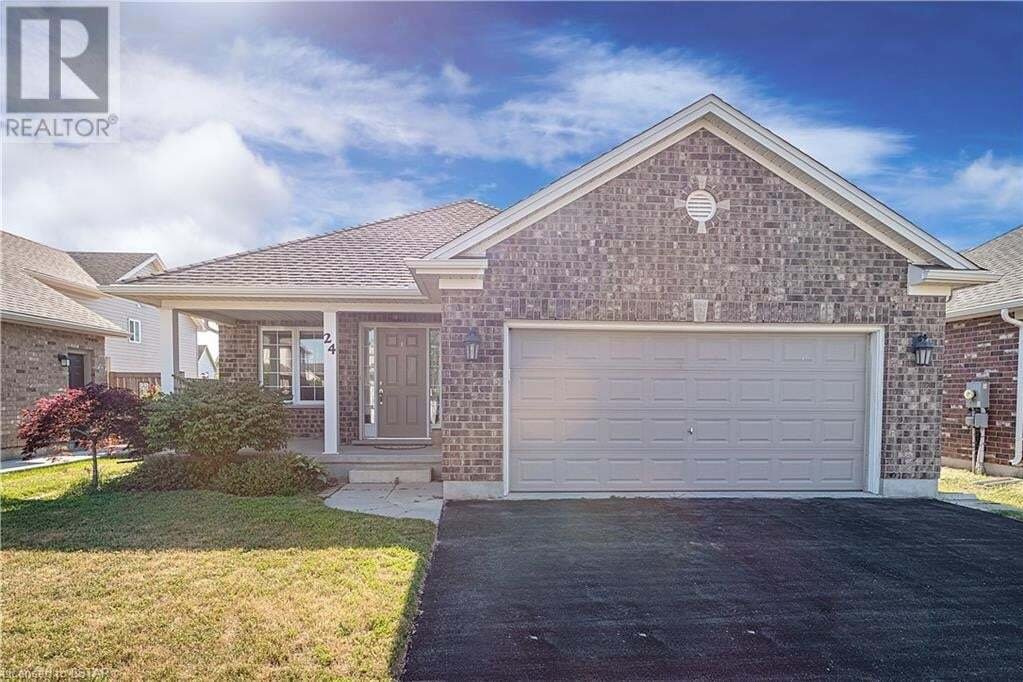 House for sale at 24 Harvest Ct St. Thomas Ontario - MLS: 271556