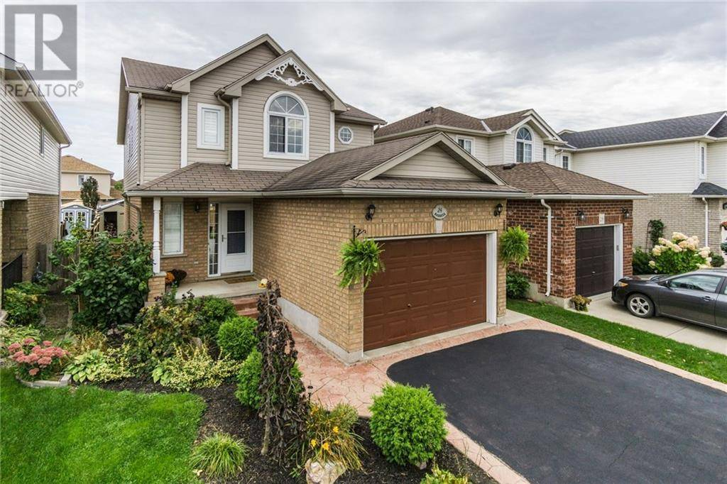 House for sale at 24 Haskell Rd Cambridge Ontario - MLS: 30764785