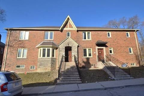 Townhouse for rent at 24 Heather St Toronto Ontario - MLS: C4669836