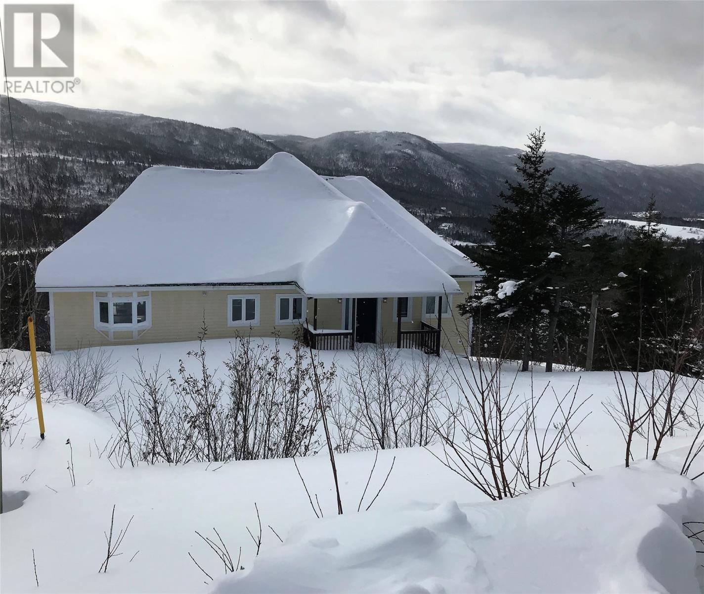 House for sale at 24 Hillside Dr Humber Valley Resort Newfoundland - MLS: 1210123