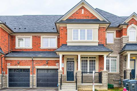 Townhouse for sale at 24 Hines St Brampton Ontario - MLS: W4624354