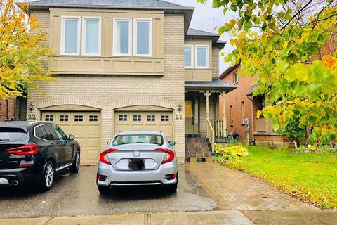 Townhouse for sale at 24 Hollidge Blvd Aurora Ontario - MLS: N4609492