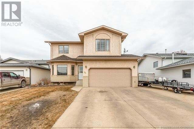 House for sale at 24 Huntley Ct Northeast Medicine Hat Alberta - MLS: MH0191681