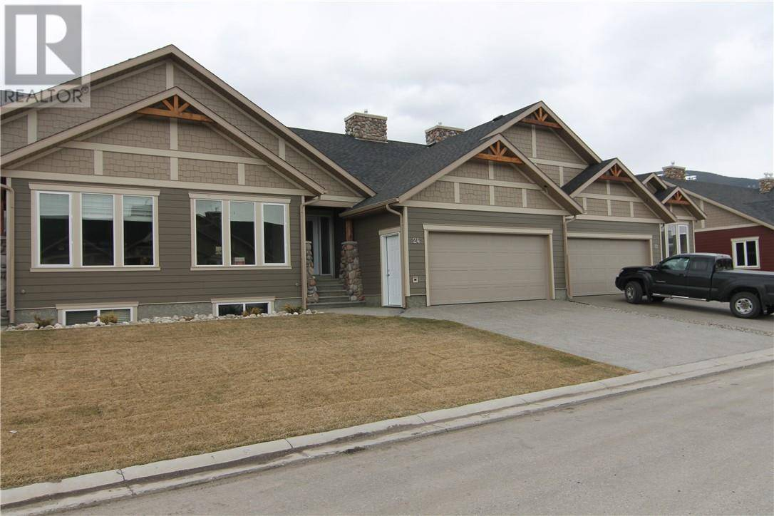 Townhouse for sale at 24 Ironstone Dr Coleman Alberta - MLS: ld0183425