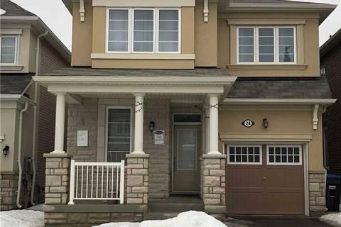 House for rent at 24 Jemima Rd Brampton Ontario - MLS: W4381631
