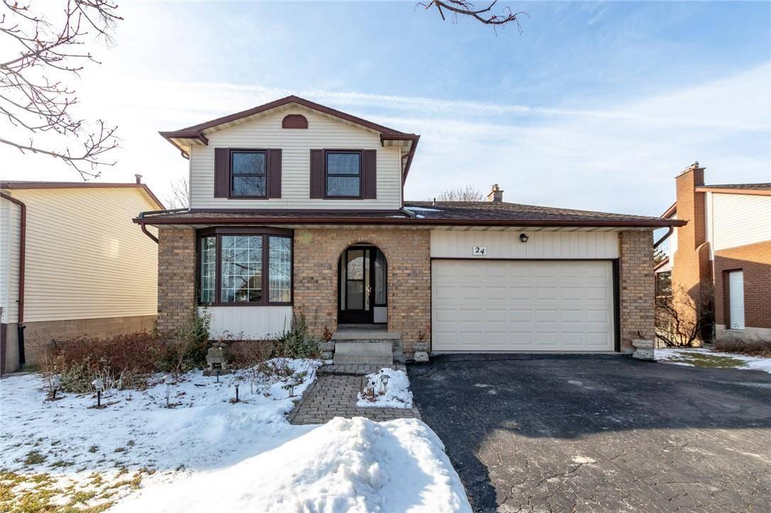 House for sale at 24 Joya Pl Dundas Ontario - MLS: H4072416