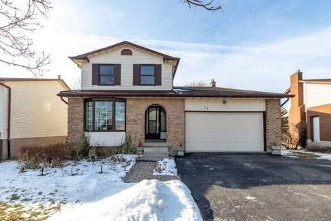 House for sale at 24 Joya Pl Hamilton Ontario - MLS: X4691572