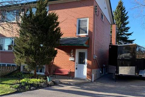 Townhouse for sale at 24 Jutten Ct Toronto Ontario - MLS: E4736760