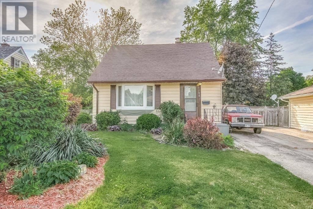 House for sale at 24 Kensington St Woodstock Ontario - MLS: 205332