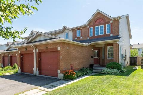 Townhouse for sale at 24 Kincardine Dr Ottawa Ontario - MLS: 1161500