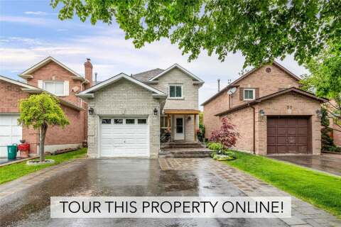 House for sale at 24 Lachlan Dr Ajax Ontario - MLS: E4774413