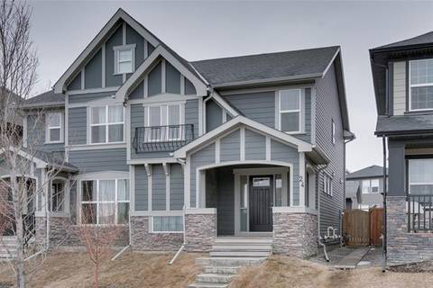 Townhouse for sale at 24 Legacy Vw Southeast Calgary Alberta - MLS: C4284632