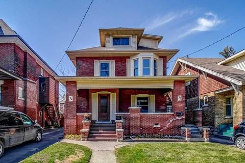 House for sale at 24 Leinster Ave Hamilton Ontario - MLS: X4733807